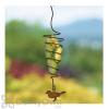 Ancient Graffiti Bird Spiral Fruit Spear Bird Feeder (AG88002)