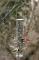 Aspects Seed Tube Brushed Nickel Quick Clean Base Bird Seed Feeder Medium (392)