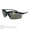 Global Vision Eyewear Apex Bifocal Safety Glasses - 2.5 Smoke Lenses