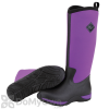 Muck Boots Arctic Adventure Women's Black / Purple Boot - Women's 8