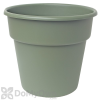 Bloem Dura Cotta Planter 10 in. Living Green