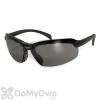 Global Vision Eyewear C-2 Bifocal Safety Glasses 2.5 - Smoke Lenses