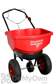 Chapin All Season Residential SureSpread Broadcast Spreader With Edge Control 80 lb (80080)