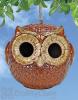 Coynes Company Owl Bird House (D2556)