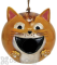 Coynes Company Tan Cat Bird House (D2568)