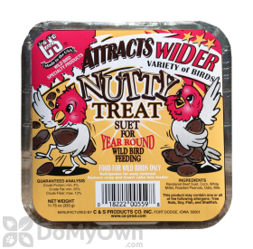 C&S Products Nutty Treat Suet (559)