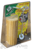 C&S Products Sweet Corn Squirrel Log with Hanger (610)