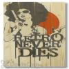 Wile E Wood Retro Never Dies Wall Art