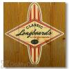 Wile E Wood Classic Longboards Wall Art