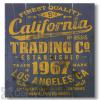 Wile E Wood California Trading Company Wall Art