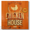 Wile E Wood Chicken House Wall Art