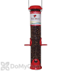 Droll Yankees Red Bird Lovers Bird Seed Feeder 15 in. (BL15RS)