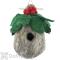 DZI Handmade Designs Holly Felt Bird House (DZI484001)