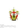 DZI Handmade Designs Crazy Owl Felt Bird House (DZI484030)