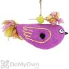 DZI Handmade Designs Wacky Bird Felt Bird House (DZI484032)