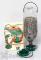 Gadjit Hanging Bird Feeder Green (WP15137)