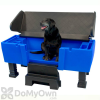 Groom-Pro Pet Bath - Grooming Station - Blue