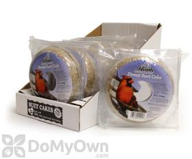 Heath Donut Suet Cake Bird Food 8 oz. (DD6)