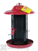 Hiatt Manufacturing Red Rock Twin Bird Feeder (38199)