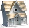 Home Bazaar Gingerbread Cottage Bird House (HB2038)