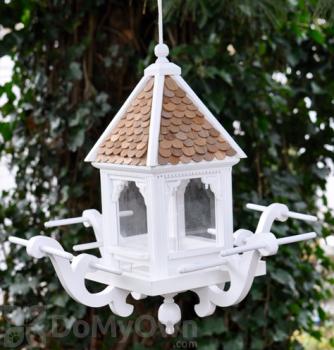 Home Bazaar Windamere Hanging Bird Feeder (HB2015)