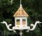 Home Bazaar Wingdale Hanging Bird Feeder (HB2015Z)