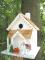 Home Bazaar Seasons Tweetings Bird House (HB9036S)