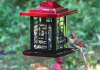 Homestead Mosaic Bird Feeder 5.5 lb. (4482)