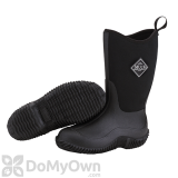 Muck Boots Kids Hale Black Boot - Youth's 5