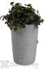 Impressions 65 Gallon Palm Rain Saver - Light Granite