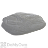 Luna Stepping Stone - 4 Pack - Light Gray