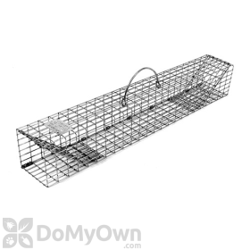 Tomahawk Multiple Catch Trap Double Door for small rodent sized animals - Model M35