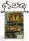 Magnet Works Ltd Forged Garden Flag Wall Bracket (90600)