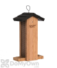 Natures Way Bamboo with Vertical Mesh Bird Seed Feeder 2 qts.(BWF6)