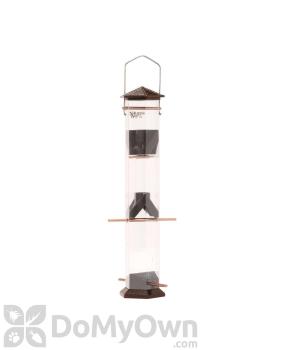 Natures Way Bronze Twist and Clean Thistle Bird Feeder 2 qt. (DT17B)