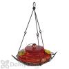 Natures Way Red Swirl Garden Top Fill Bird Feeder 36 oz. (GHF3)