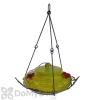 Natures Way Yellow Swirl Garden Top Fill Bird Feeder 36 oz. (GHF4)