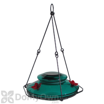 Natures Way Teal Modern Top Fill Bird Feeder 24 oz. (MHF3)