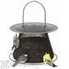 No / No Feeder Bronze Bird Feeder with Roof 2.5 lb. (BZ00324)
