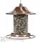 Perky Pet Small Copper Panorama Bird Feeder 2 lb. (312C)