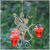 Perky Pet Fairy Dust Hummingbird Feeder 4.8 oz. (W06HB)
