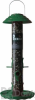 PineBush Poly Green Tube Bird Feeder 18 in. (07316)
