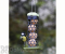 PineBush Green Rocket Style Suet Ball Bird Feeder 0.7 lb. (30263)