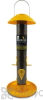 PineBush Tube Finch Feeder Yellow 18 in. (07317)