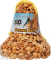 Pine Tree Farms Peanut Bell Bird Food 16 oz. (1330)