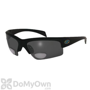 Global Vision Eyewear Blue Water Polarized Bifocal 2 - Smoke