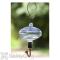 Rainbow Gardman Blue Swirl Oval Hummingbird Feeder 12 oz. (BA05702)