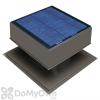 Remington Solar Attic Fan Gray 20 - Watt (SF20-GR)