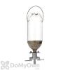 Roger Eddy Metal Soda Bottle Bird Feeder (0172)