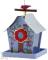 Rossos International Retro Chic Birdie Shower Bird Feeder (WF40)